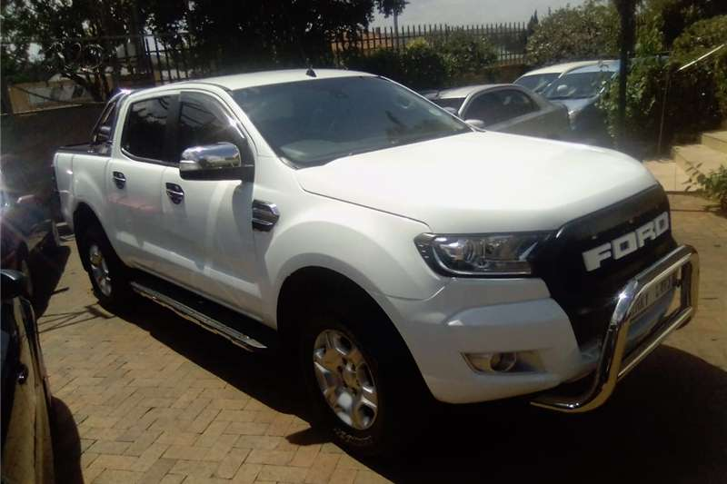 Ford Ranger Double Cabranger Double Cab 2015