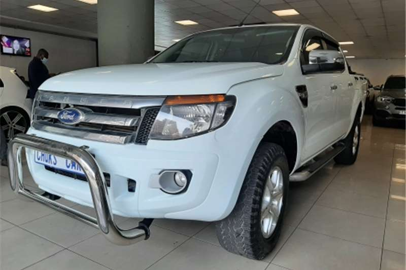 Ford Ranger Double Cabranger Double Cab 3.2 6 speed manual 2013