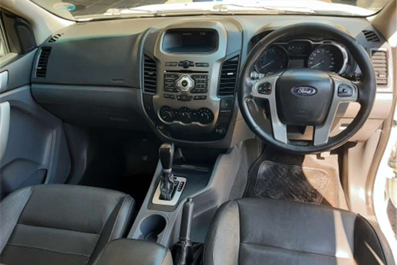 2012 Ford Ranger double cabRanger double cab