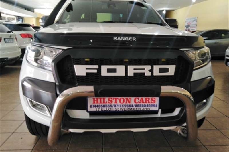 Ford Ranger Double Cabranger Double Cab 3.2d Wildtrack 2016