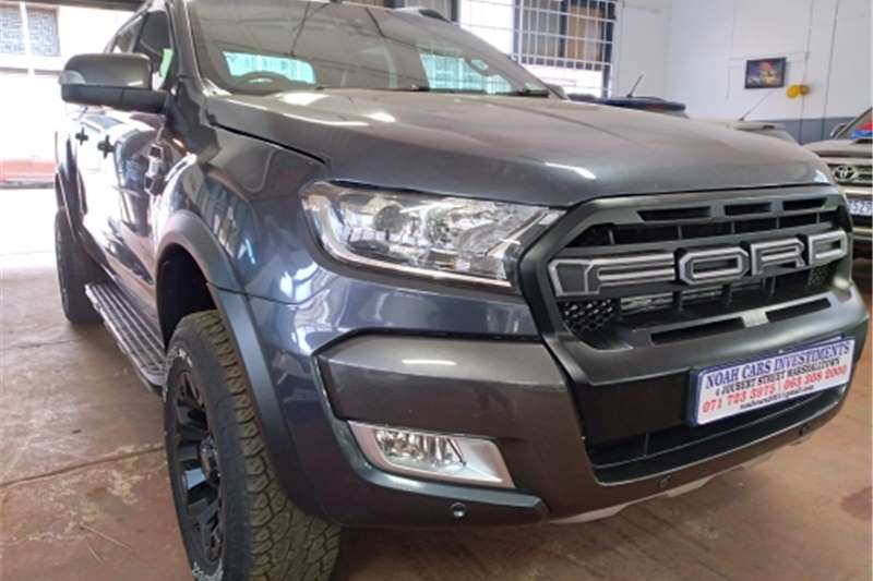 2018 Ford Ranger double cabRanger double cab