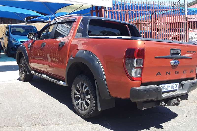 2013 Ford Ranger double cabRanger double cab