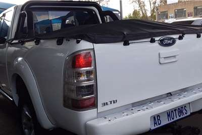 Used 2009 Ford Ranger Double Cabranger Double Cab RANGER 3.2TDCi XLT A/T P/U D/C