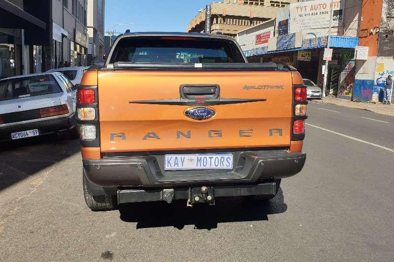 Ford Ranger Double Cabranger Double Cab RANGER 3.2TDCi XLT A/T P/U D/C 2016
