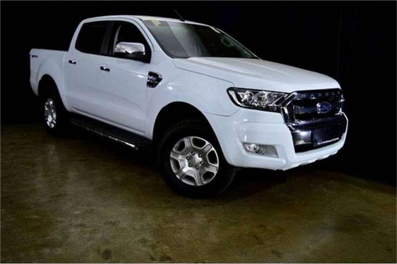 2017 Ford Ranger 3.2 double cab Hi Rider XLT