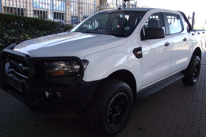 2017 Ford Ranger 2.2 double cab 4x4 XL Plus