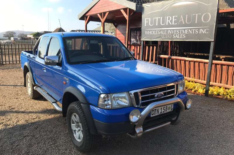 2006 Ford Ranger 4.0i V6 SuperCab Hi trail XLT