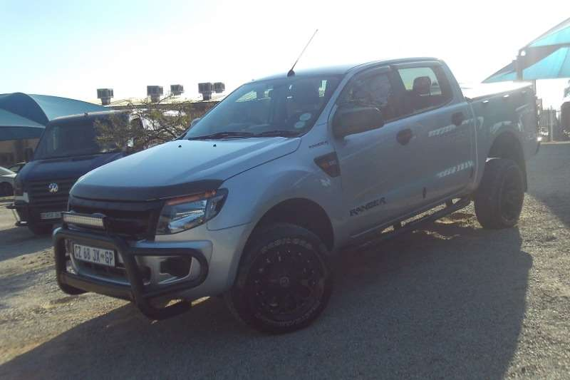 2014 Ford Ranger 2.2 double cab Hi Rider