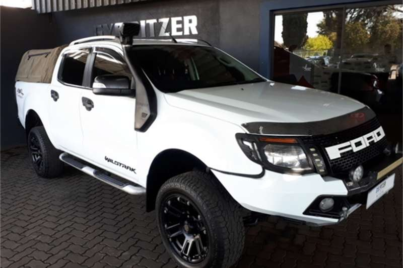 2013 Ford Ranger 3.2 double cab 4x4 Wildtrak