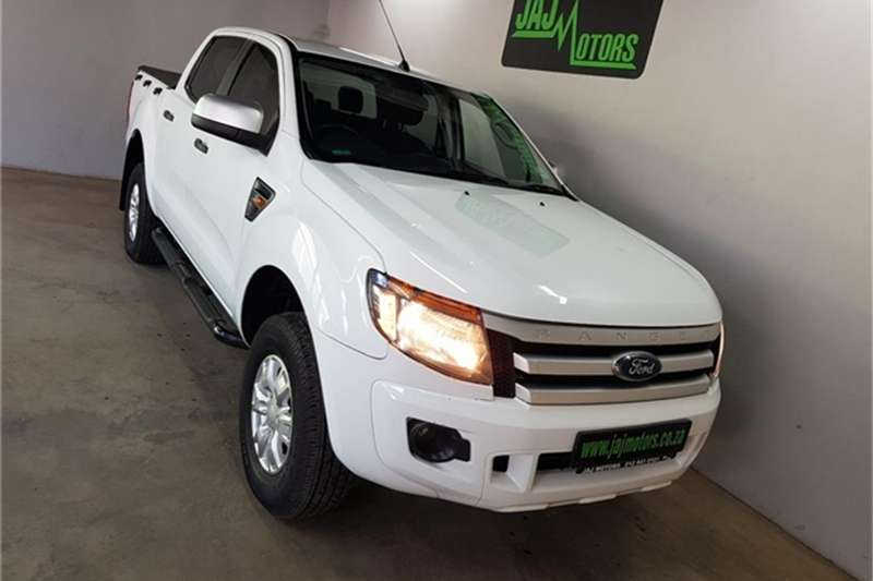 2014 Ford Ranger 2.2 double cab Hi Rider XLS
