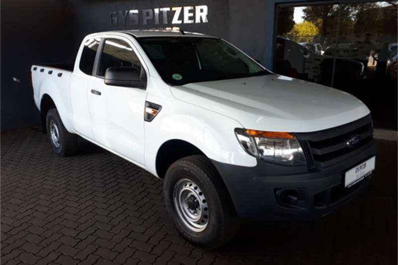 2013 Ford Ranger 2.2 SuperCab Hi Rider XL