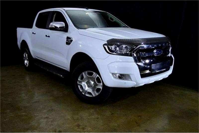 2019 Ford Ranger 2.2 double cab Hi Rider XLT auto
