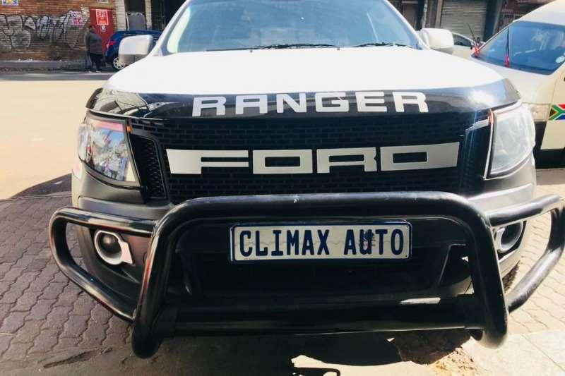 2014 Ford Ranger 2.2 SuperCab 4x4 XL