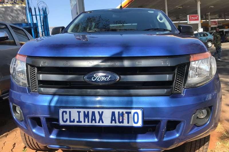2016 Ford Ranger 2.2 4x4 XL Plus
