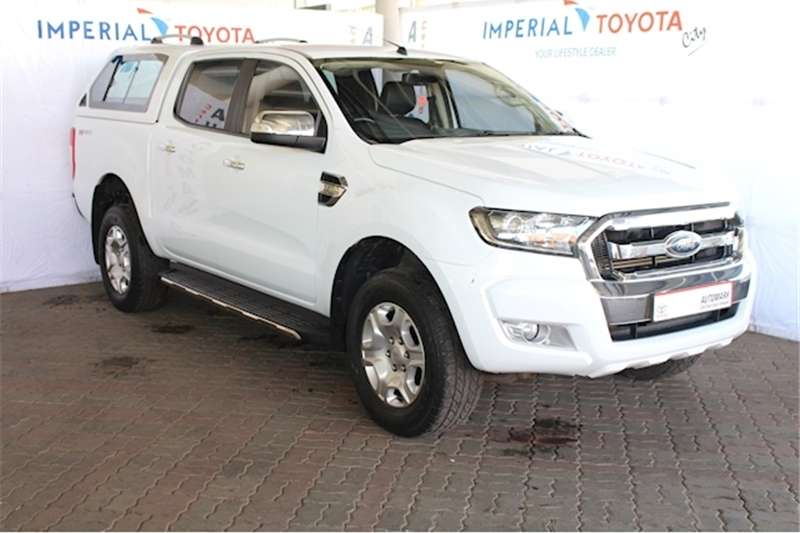 2015 Ford Ranger 3.2 double cab Hi Rider XLT auto