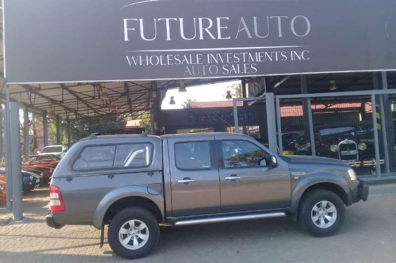 2008 Ford Ranger 3.0TDCi double cab Hi trail XLE