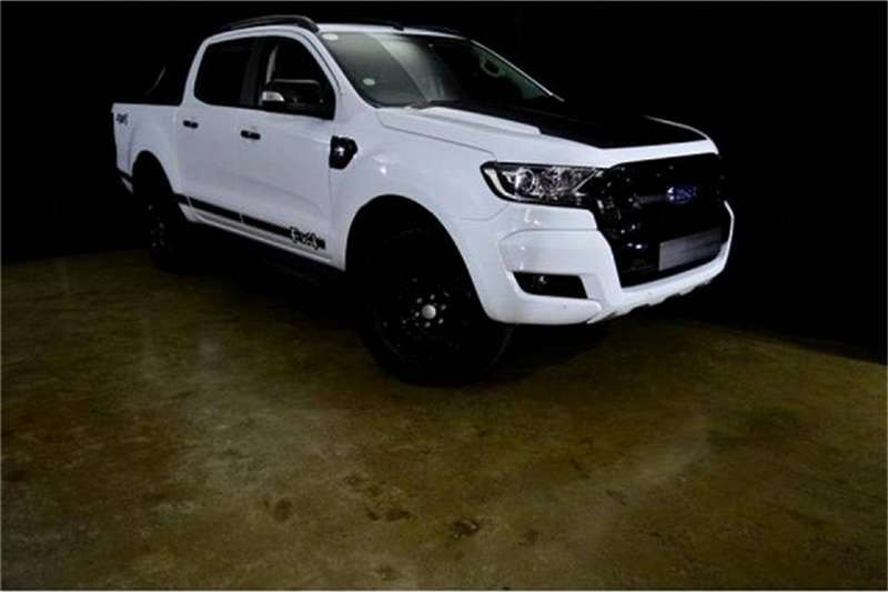 2018 Ford Ranger 3.2 double cab 4x4 XLT auto