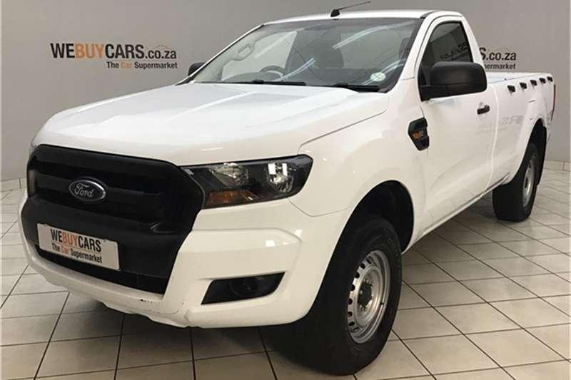 2018 Ford Ranger 2.2 Hi Rider XL auto