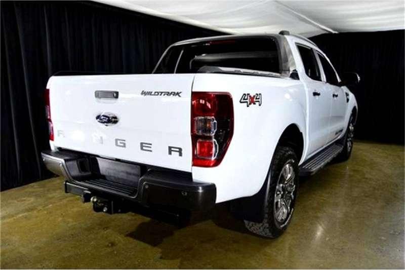2017 Ford Ranger 3.2 double cab 4x4 Wildtrak auto