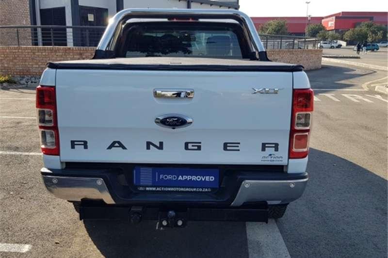 2017 Ford Ranger 3.2 double cab 4x4 XLT auto