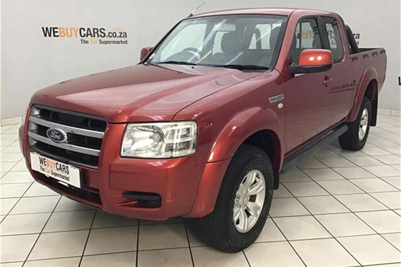 2007 Ford Ranger 4000 V6 double cab XLE