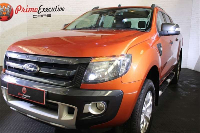 2014 Ford Ranger 3.2 double cab Hi Rider Wildtrak auto