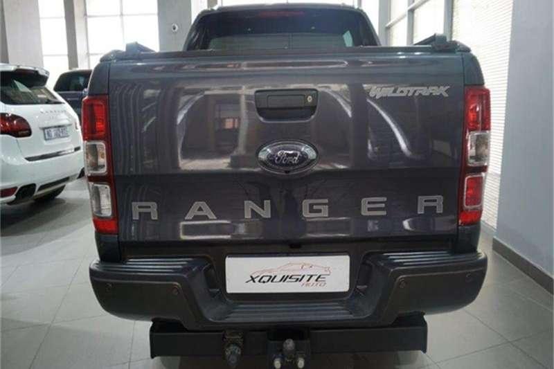 2016 Ford Ranger 3.2 double cab Hi Rider Wildtrak auto