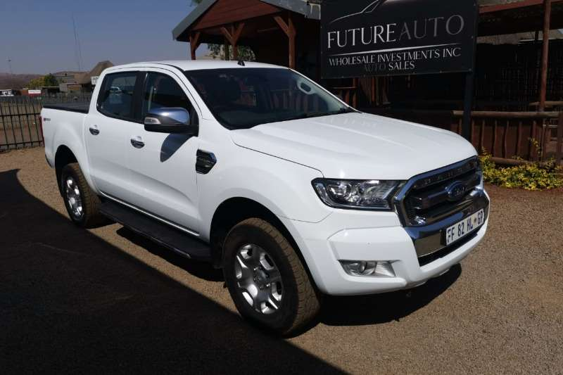 2016 Ford Ranger 2.2 double cab Hi Rider XLT