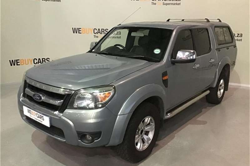 2010 Ford Ranger 3.0TDCi double cab 4x4 XLE automatic