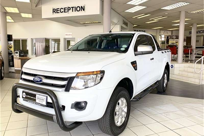 2015 Ford Ranger 3.2 SuperCab 4x4 XLS