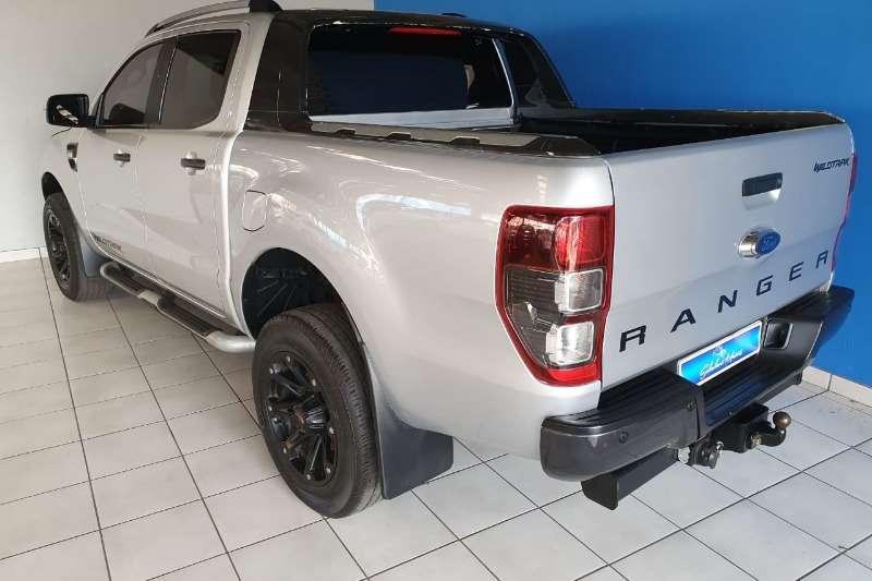 2015 Ford Ranger 3.2 double cab Hi Rider Wildtrak auto