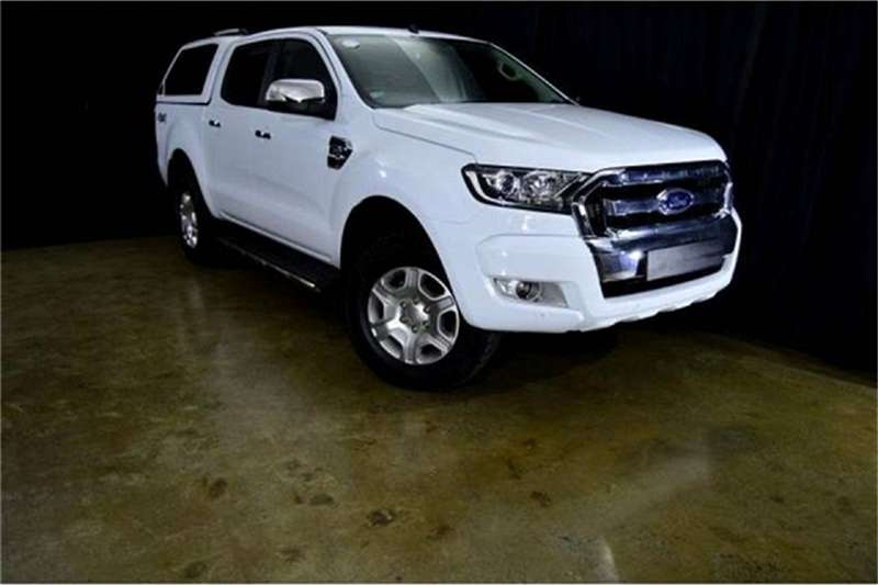 2019 Ford Ranger 3.2 double cab 4x4 XLT auto