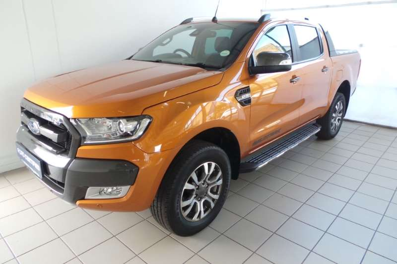 0 Ford Ranger 3.2 double cab 4x4 Wildtrak auto