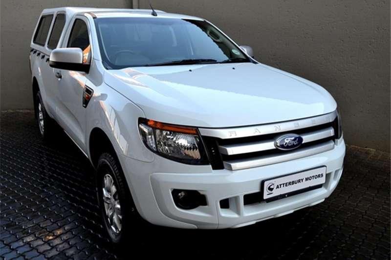 2014 Ford Ranger 2.2 Hi Rider XLS