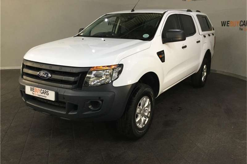 2015 Ford Ranger 2.2 double cab Hi Rider XL