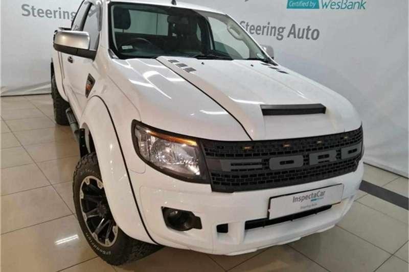 2015 Ford Ranger 3.2 SuperCab 4x4 XLT auto