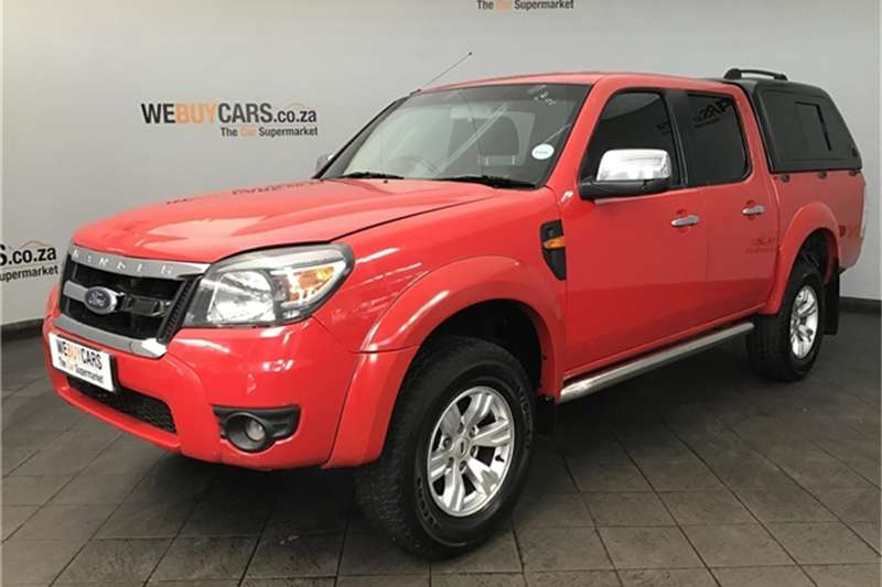 2010 Ford Ranger 3.0TDCi double cab Hi trail XLE automatic