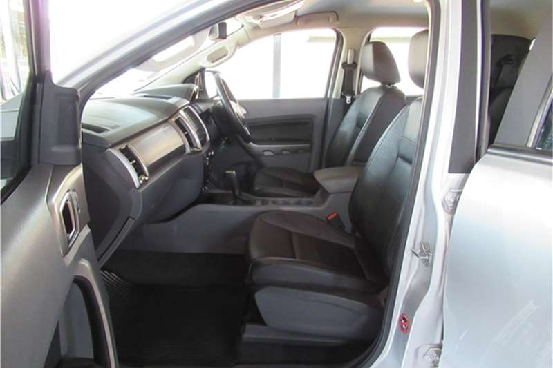 2016 Ford Ranger 2.2 double cab Hi Rider XLT auto
