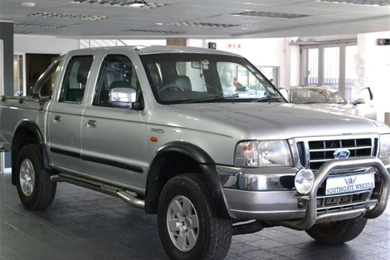 2004 Ford Ranger 4000 V6 double cab 4x4 XLE