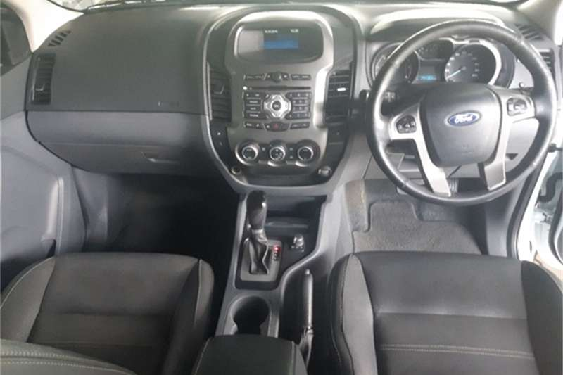 2015 Ford Ranger 3.2 double cab 4x4 XLT auto