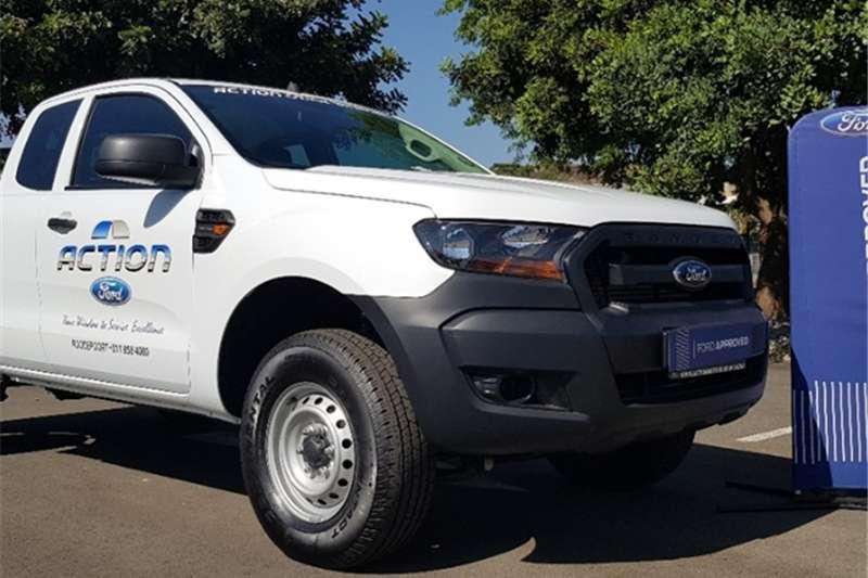 2019 Ford Ranger 2.2 SuperCab Hi Rider