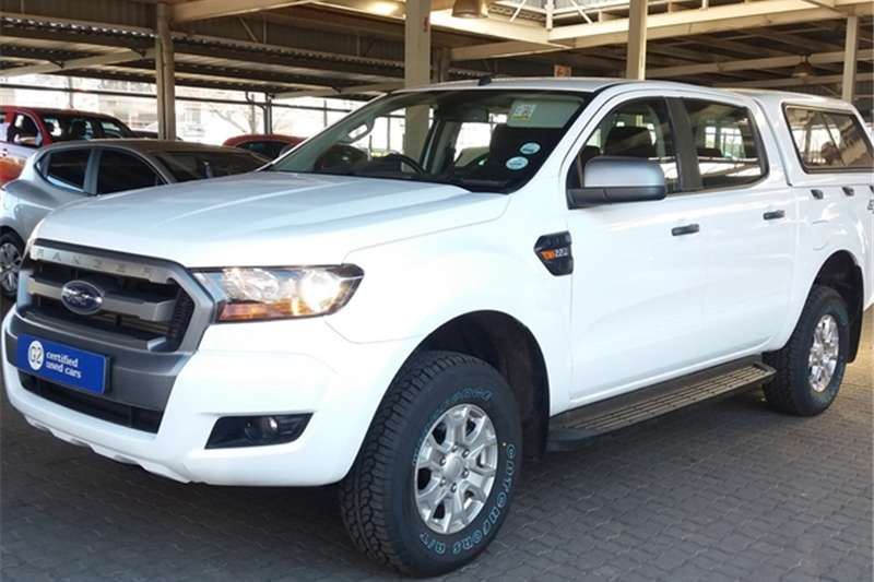 2018 Ford Ranger 2.2 double cab 4x4 XLS auto