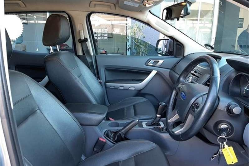 2012 Ford Ranger 3.2 double cab 4x4 XLT auto