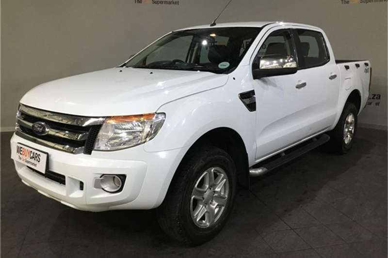 2012 Ford Ranger 3.2 double cab 4x4 XLT auto