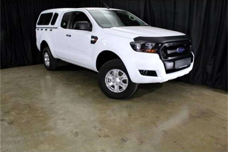 2018 Ford Ranger 2.2 SuperCab Hi Rider XL