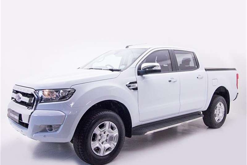 2018 Ford Ranger 2.2 double cab Hi Rider XLT auto