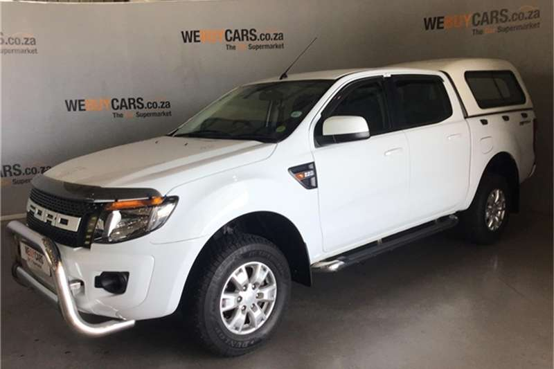 2012 Ford Ranger 2.2 double cab Hi Rider XL