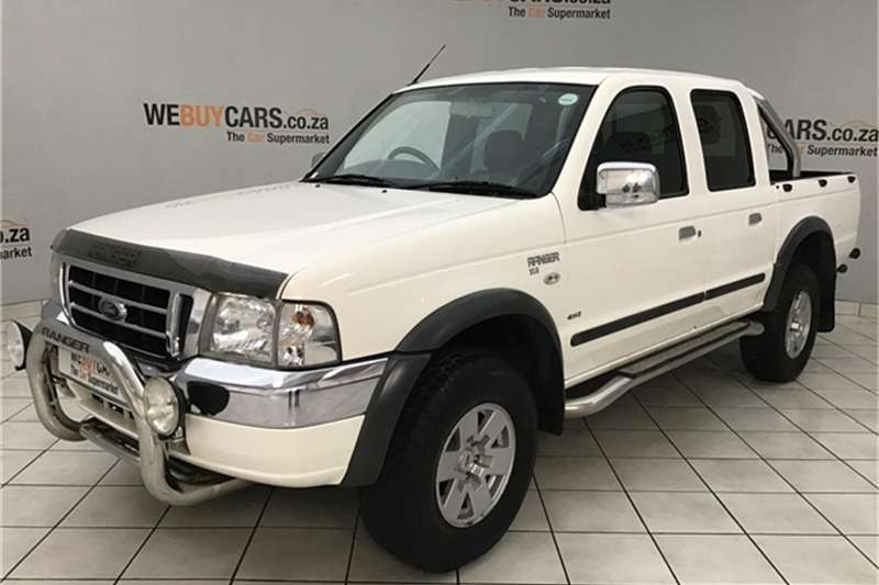 2005 Ford Ranger 4000 V6 double cab 4x4 XLE automatic