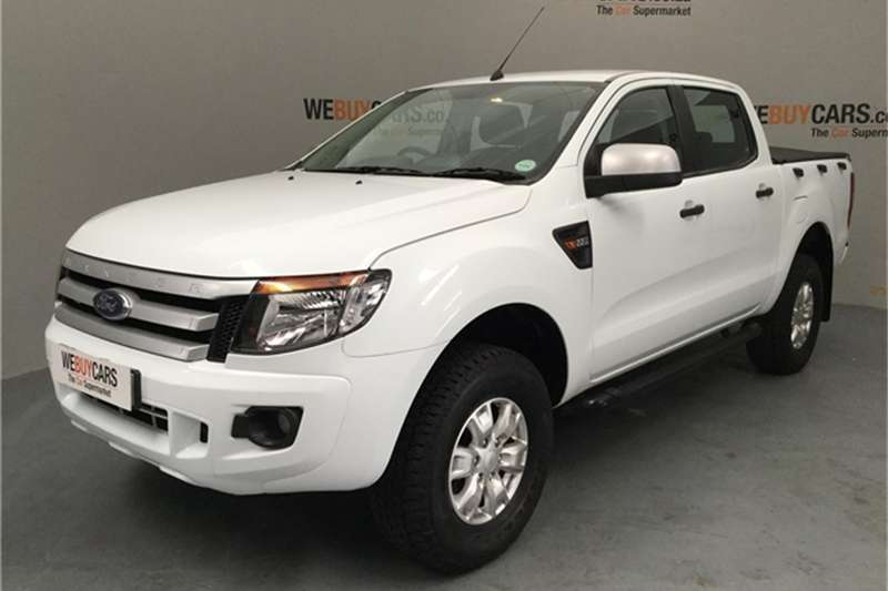 2012 Ford Ranger 2.2 double cab Hi Rider XLS