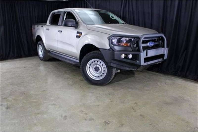 2018 Ford Ranger 2.2 double cab 4x4 XL Plus